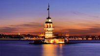 İstanbul Kız Kulesi Canli İzle