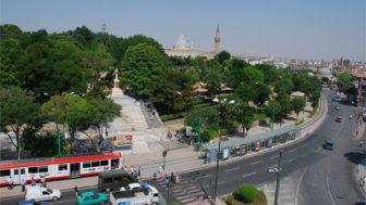 Konya Alaaddin Caddesi Canli İzle 1