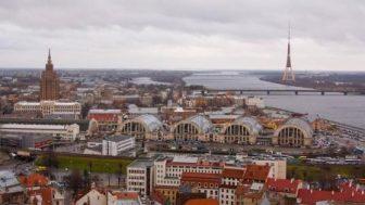 Riga: Panoramik Canli İzle