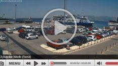 İzmir Üçkuyular İskele Canli İzle